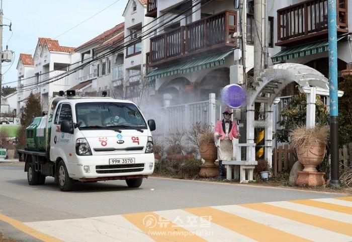 청포대해수욕장 숙박업소 방역 (2).JPG