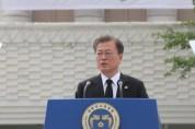 문대통령,5·18 기념식 참석…'진실 고백해야'