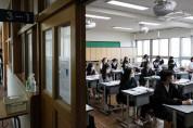 고3 등교 첫날 인천·안성 75개교 귀가·등교 중지