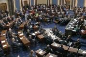 美상원, 트럼프 탄핵안 부결 '무죄'선언