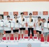 서산여중,한화회장배 전국사격대회 단체전 금메달