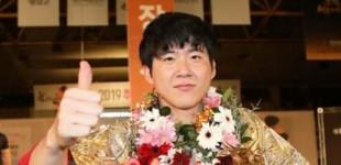 임태혁,추석장사씨름대회 13번째 금강장사 등극