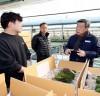 태안산 호접란 올해 7만 1천분 미국 첫 수출