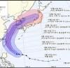 제18호 태풍 `미탁`,2일 또 한반도 상륙 예상