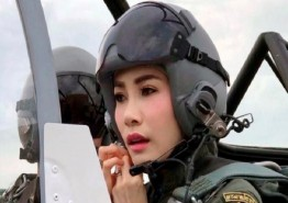 태국 왕실,국왕 '배우자' 일상 사진 공개 화제