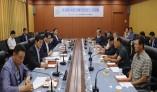 서산시의회 산건委, 인지면 이장단協과 간담회