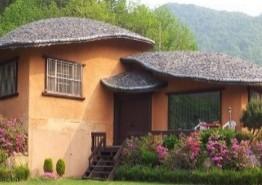 【포토】삶이 즐거운 전원속 농가주택'사랑의 보금자리'