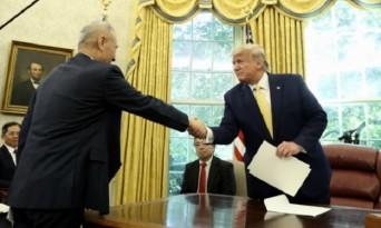 미·중 무역전쟁 휴전,1단계 협상타결