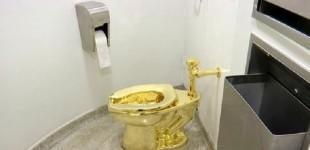 英 처칠 前총리 생가서 70억짜리 '황금변기'도난
