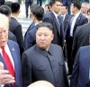 트럼프 美대통령,北김정은위원장과 DMZ서 회동
