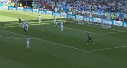 2018러시아월트컵 아르헨티나 vs아이슬랜드 경기