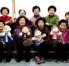 평균나이 80세 할머니들의 끝나지 않은 도전'화제'