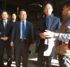 송하진 전북지사 '암 집단 발병' 장점마을에 사과